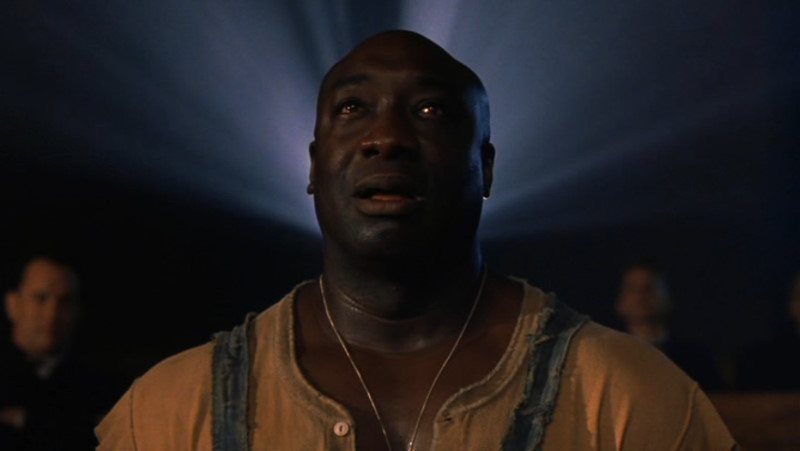 "the green mile movie review essay This 67-page guide for ""the green mile"" by stephen king includes detailed chapter summaries and analysis covering 60 chapters essay topics, and key themes."