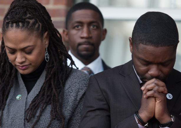 """Selma"" Cast And Director Commemorate The Life Of Dr. Martin Luther King, Jr."