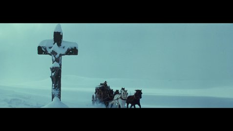 hateful eight cross