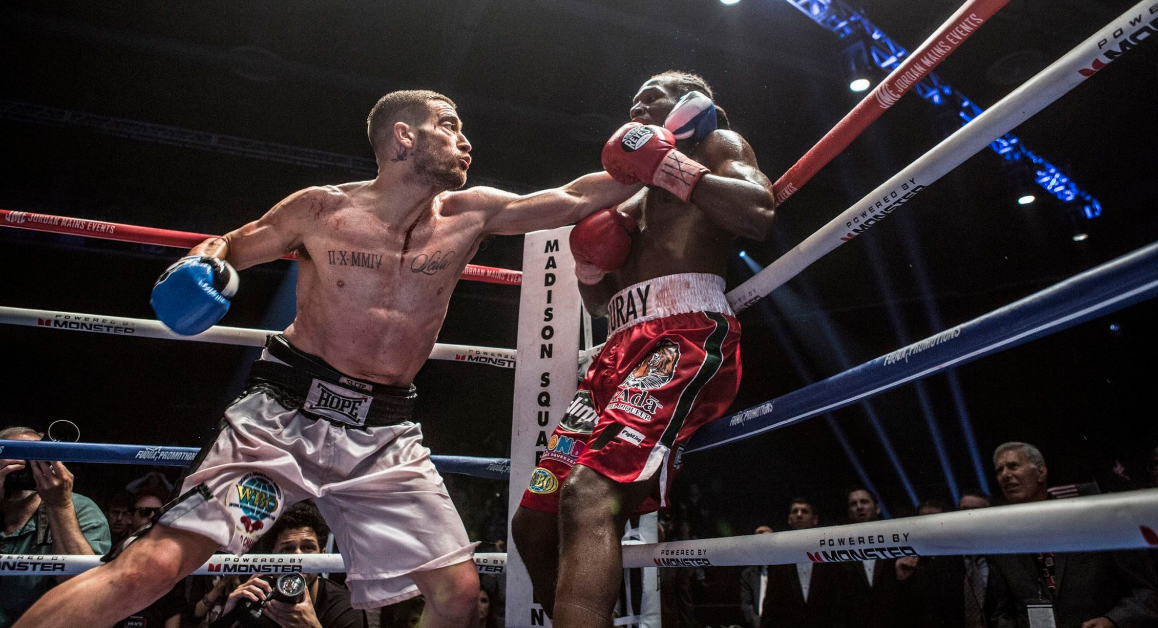 Movie Review: Southpaw...