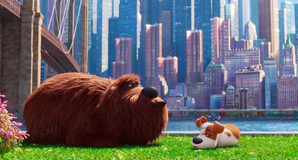 th secret life of pets